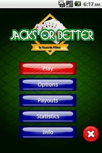 Jacks or Better [Free] - screenshot thumbnail