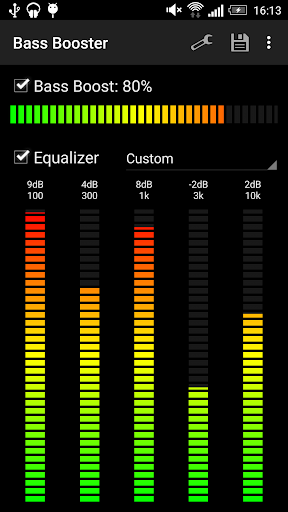 Bass Booster 3.1.2 screenshots 2