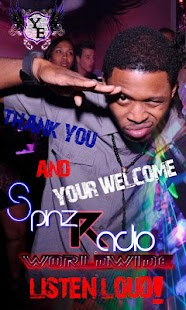 Spinz Radio Worldwide- screenshot thumbnail