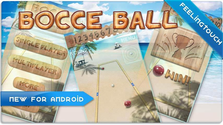 Bocce - screenshot