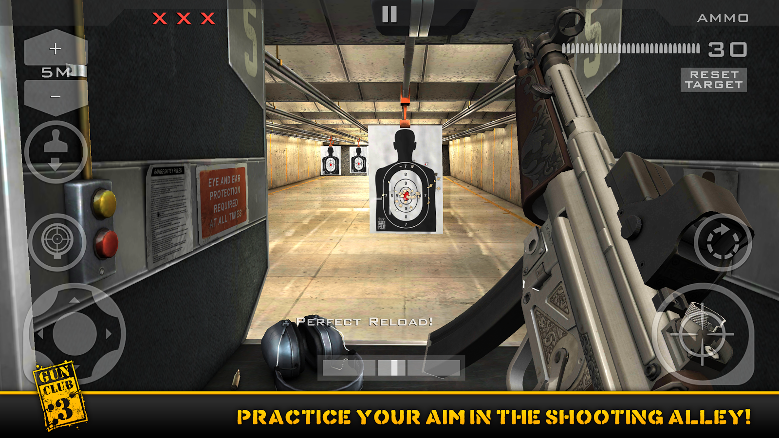 Gun Club 3: Virtual Weapon Sim- screenshot
