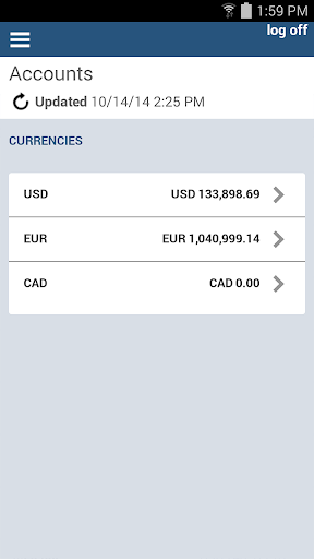J.P. Morgan ACCESS Mobile  screenshots 3