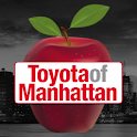 Toyota of Manhattan DealerApp logo