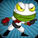 Ninja Frog Run icon