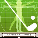 Groove Golf Swing for Android logo