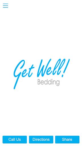 Get Well Bedding