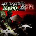 Shuriken Zombies 2(LITE) logo
