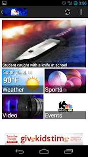 WNDU News - screenshot thumbnail