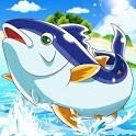 釣りクル【無料釣りゲーム】 icon
