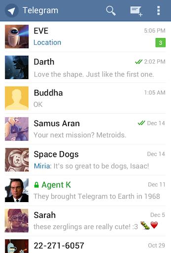 Telegram+ Unofficial
