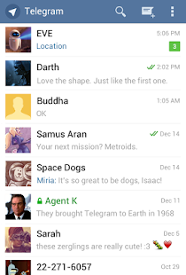 Telegram+ Unofficial