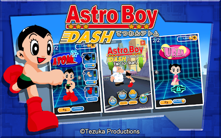 Astro Boy Dash 1.4.3 screenshot 3682