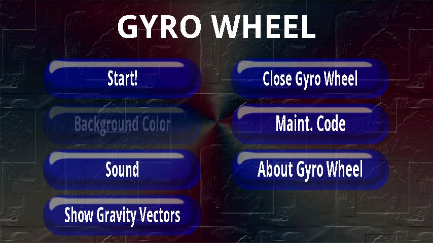Gyro Wheel - screenshot
