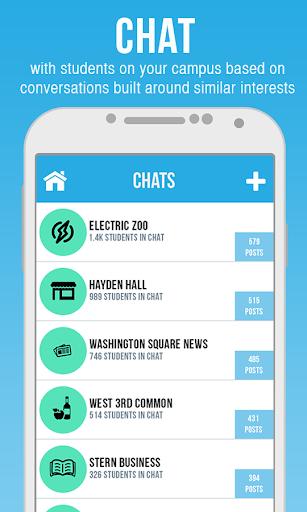 DormChat - Meet your Campus