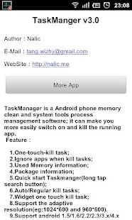 TaskManager - screenshot thumbnail