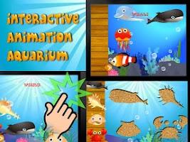 Screenshot of QCat - toddler ocean world