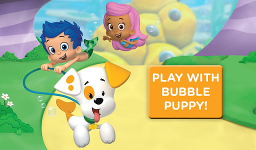 Bubble Puppy: Play Learn