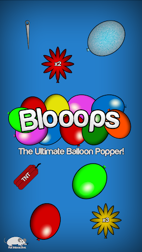 Blooops Balloon Buster FREE