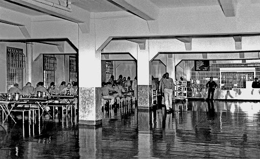 Dining Hall historic