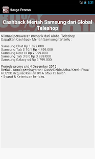 Harga Promo - screenshot thumbnail