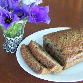 Fresh Cucumber Bread/Cake