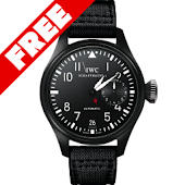 IWC Pilot Desktop Watch