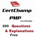 PMP Exam 200 Questions Free icon