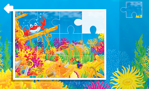 Jigsaw Puzzles Deep Ocean Demo- screenshot thumbnail