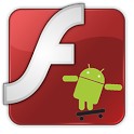 Adobe Flash Player up to date icon
