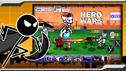 HERO WARS 1.0.1 screenshots 10
