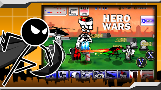 HERO WARS apk screenshot 10