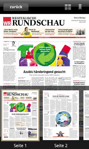 WR Zeitungskiosk E-Paper