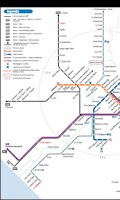 Screenshot of Amsterdam Offline Map & Metro