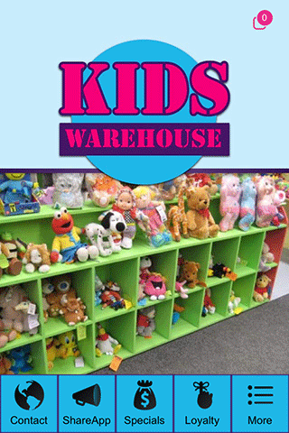 Kids Warehouse 1.0.1 screenshots 1