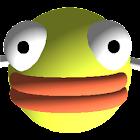 Flap 3D icon