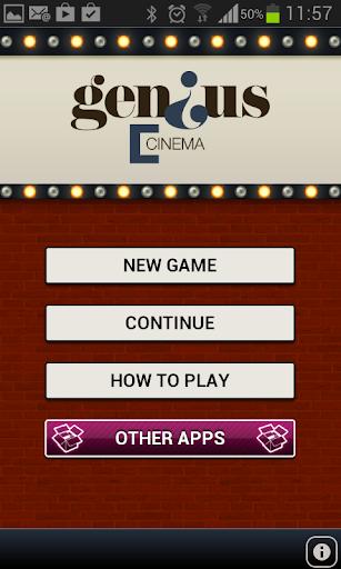 Genius Cinema Quiz