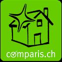 Property Switzerland, Flat icon
