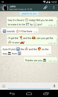 Wink It Emoji Keyboard Beta- screenshot thumbnail