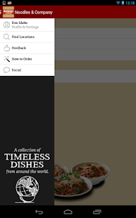 Noodles & Company Ordering - screenshot thumbnail