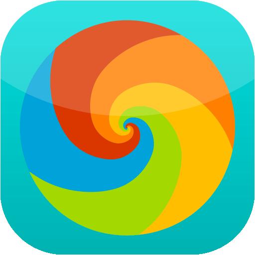 ColorJoke LOGO-APP點子