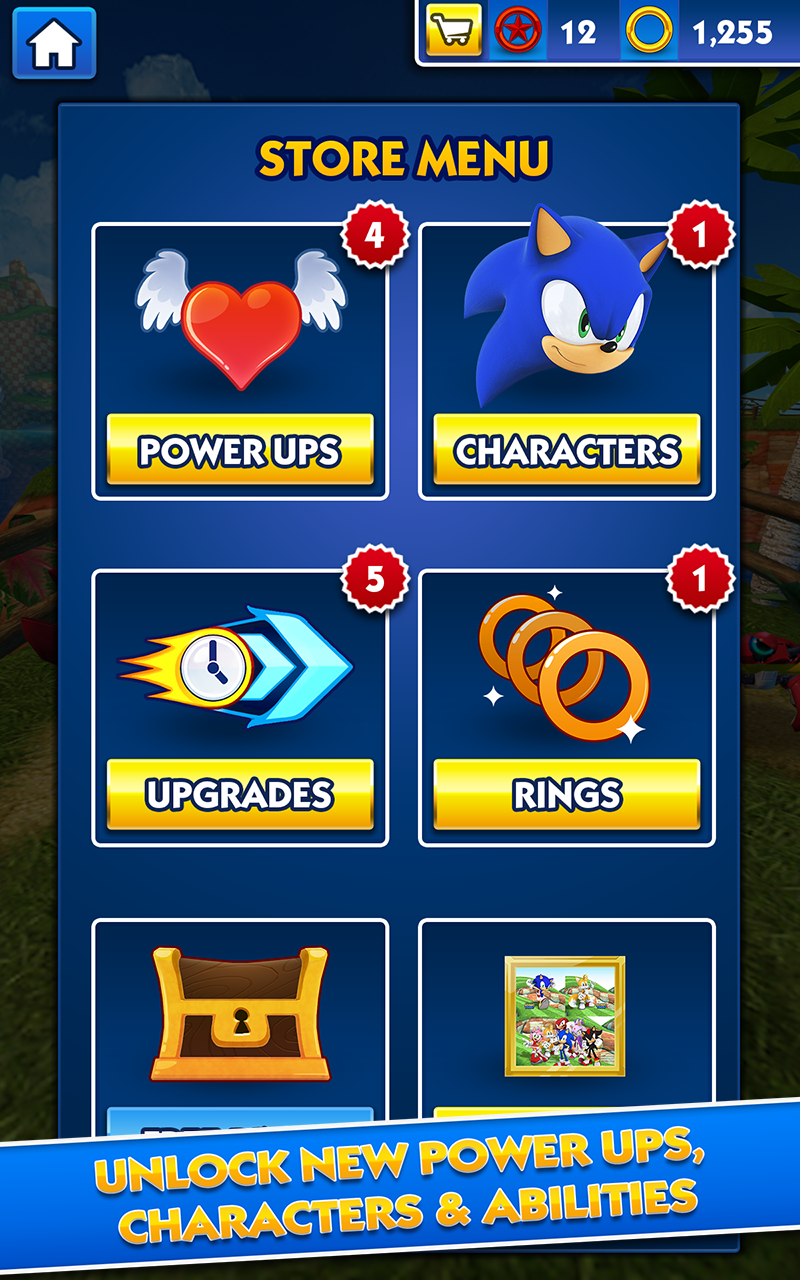 Sonic Dash screenshot #14