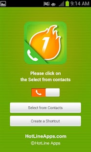 Speed Dial Creator - screenshot thumbnail