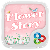 Flower Story GO Super Theme