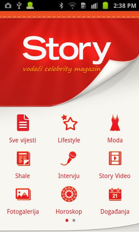 Story Hr- screenshot