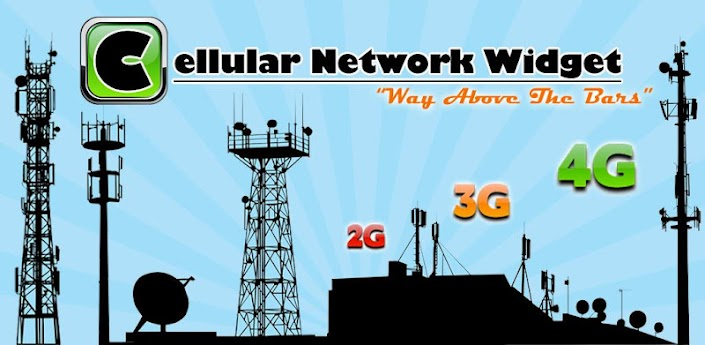 Cellular Network Widget Pro apk