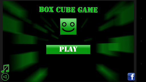 Box Cube Game