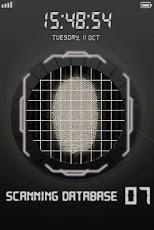 Finger Scanner Lock Screen Pro