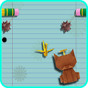 Swing Paper Bird icon
