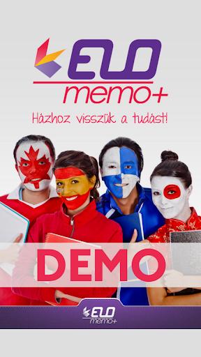 Memo+ Angol Demo