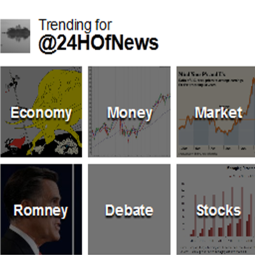 24 Hours Of News 新聞 App LOGO-APP試玩